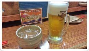 陶器グラスの焼酎@MABUYA(マブヤ)