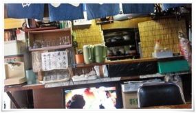 厨房方面@末広食堂 八幡東区宮田町