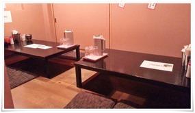 テーブル席@ラーメン 小倉一門