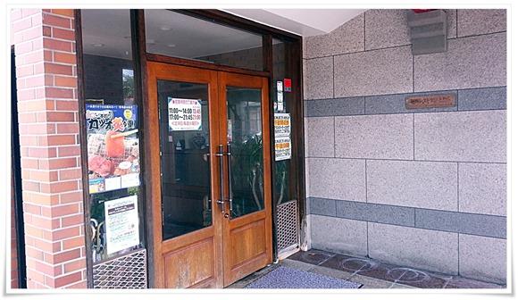 堀川レストラン とむら@日南市 店舗入口