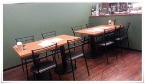 テーブル席@一銭洋食 TSUDA屋
