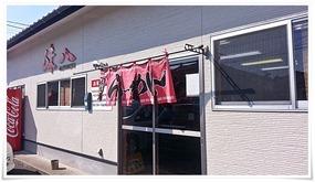 店舗入口@味八(あじはち)