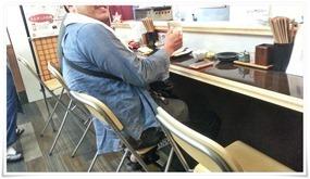 カウンター席@どて焼き・串かつ 大黒店