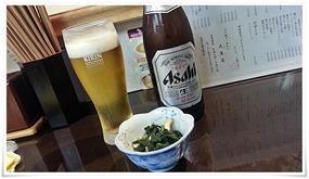 瓶ビールでひとり乾杯@どて焼き・串かつ 大黒店