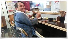 常連のお客さん@どて焼き・串かつ 大黒店