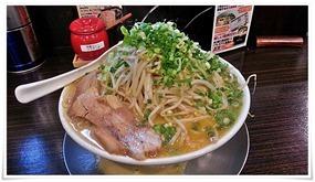 初代味噌+大盛り+野菜MAXアップ@味噌マニアックス