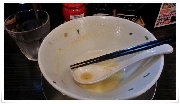 何とか完食!@味噌マニアックス
