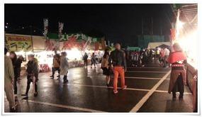 人通りもまばら@まつり起業祭八幡2014