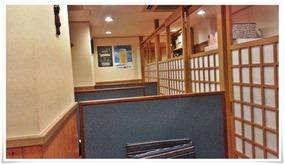 個室風のテーブル席@喰わんか屋 中央町店