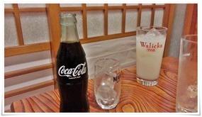 レトロなコカコーラ@喰わんか屋 中央町店