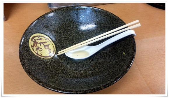 ちゃんぽん大盛り完食@焼麺屋 虎之介