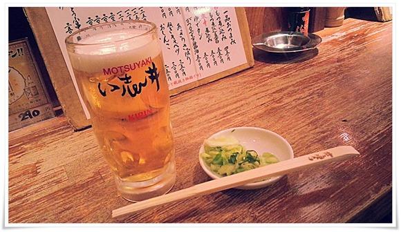 専用ジョッキで生ビール登場@日本再生酒場 博多店