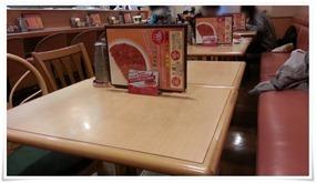 テーブル席@味のガンジス