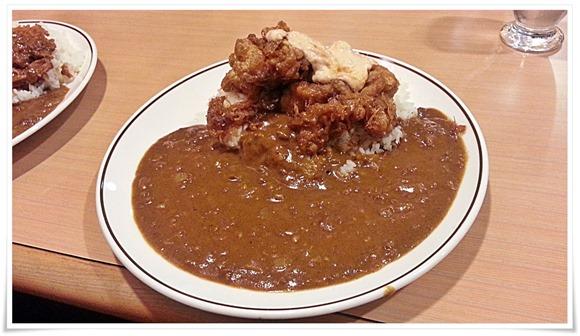 チキン南蛮カレー@味のガンジス