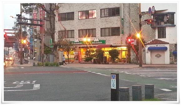 モスバーガー 宮崎橘通店@宮崎市橘通東