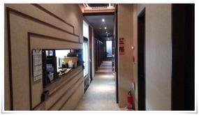 店内奥の個室スペース@魚マルシェ2号店