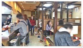 店内の雰囲気@餃子の店 旭軒 駅前本店