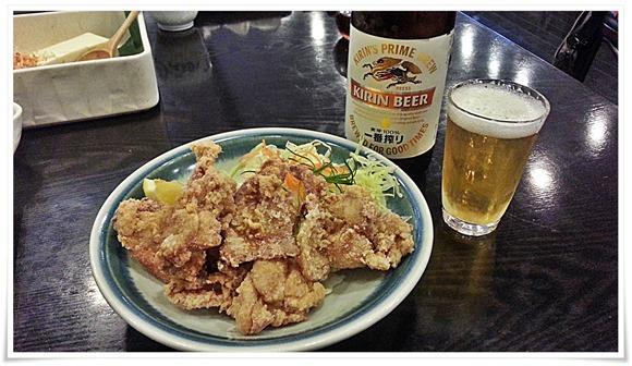 鶏の唐揚げ@とんかつ浜勝 北九州到津店