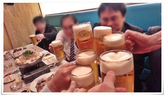 乾杯!@焼鳥居酒屋 かちかち山