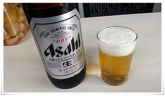 スーパードライで乾杯@武藤酒店