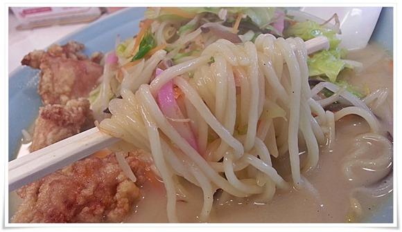 ツルツル麺@ちゃんぽん専門店 おおむら亭