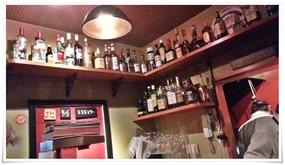 ボトルの数々@PUBLIC HOUSE BRAVO!