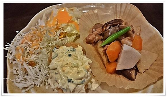 """チキン南蛮&煮物@家ごはんで晩酌 木春"""""""