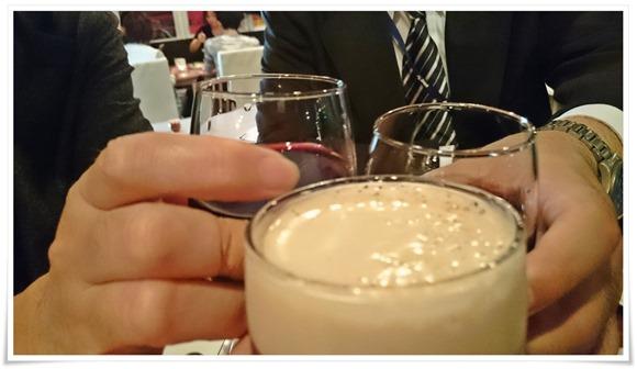 ギネスで乾杯@スペイン食堂 八幡バル8