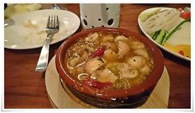 アフィージョ@スペイン食堂 八幡バル8