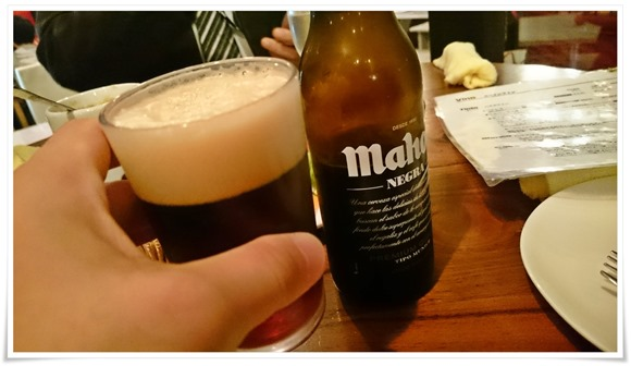 スペインビール@スペイン食堂 八幡バル8