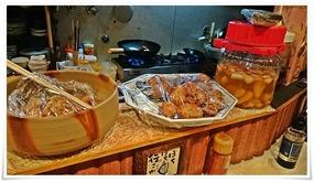 大皿料理の数々@酒処 こふじ