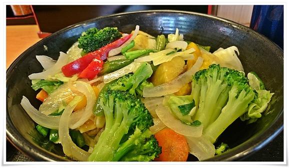 野菜タップリベジ丼@吉野家 3号線小倉清水店