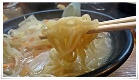 蒸し麺@ぎょうざ工房風人