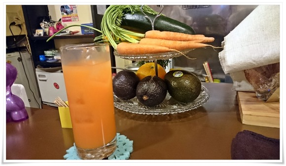 オレンジ系カクテル@REVOLVER