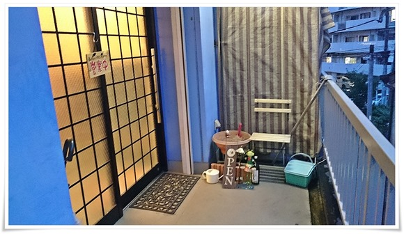 店舗入口@隠れ家ダイニングTOMMY