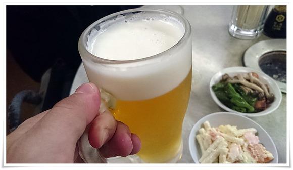 エビス生ビールで乾杯@ニューカヤバ