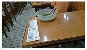 テーブル席@釜揚げ牧のうどん