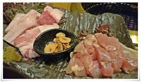 鶏&豚@焼肉の龍園(りゅうえん)
