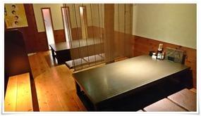 テーブル席@炭火焼き とり八 黒崎店