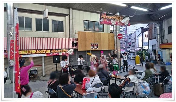 中央町特設ステージ@まつり起業祭八幡2015