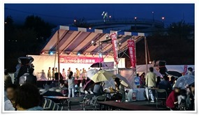 夜の部スタート@まつり起業祭八幡2015