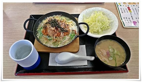 カツ雑炊セット登場@かつや北九州上の原店