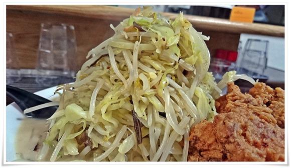 山盛り野菜@GOLD RASH