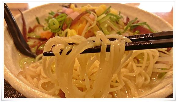ツルツル自家製麺@東龍軒東港店
