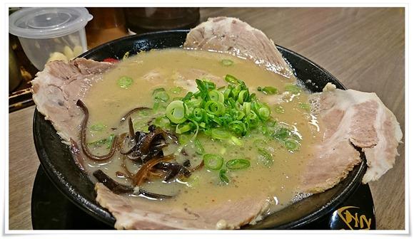 チャーシュー麺@博多一幸舎デイトス店