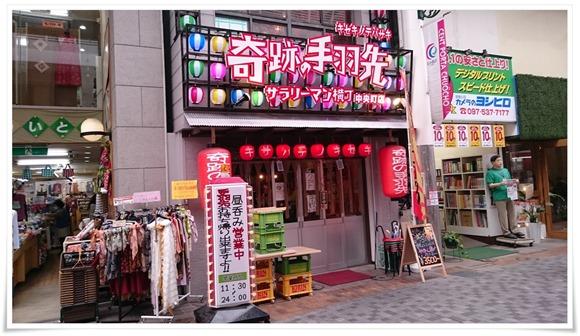 奇跡の手羽先 サラリーマン横丁 中央町店