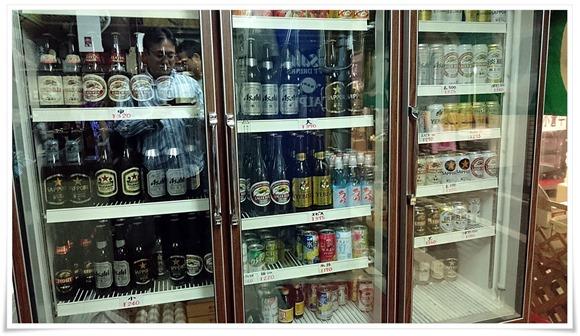 ビールの品揃え抜群@赤壁酒店(角打ち)