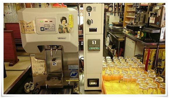 100円ビール専用サーバ@白頭山 駅前店