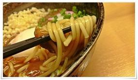 麺はシコシコ@王道庵(おうどうあん)