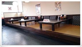テーブル席@資さんうどん陣山店